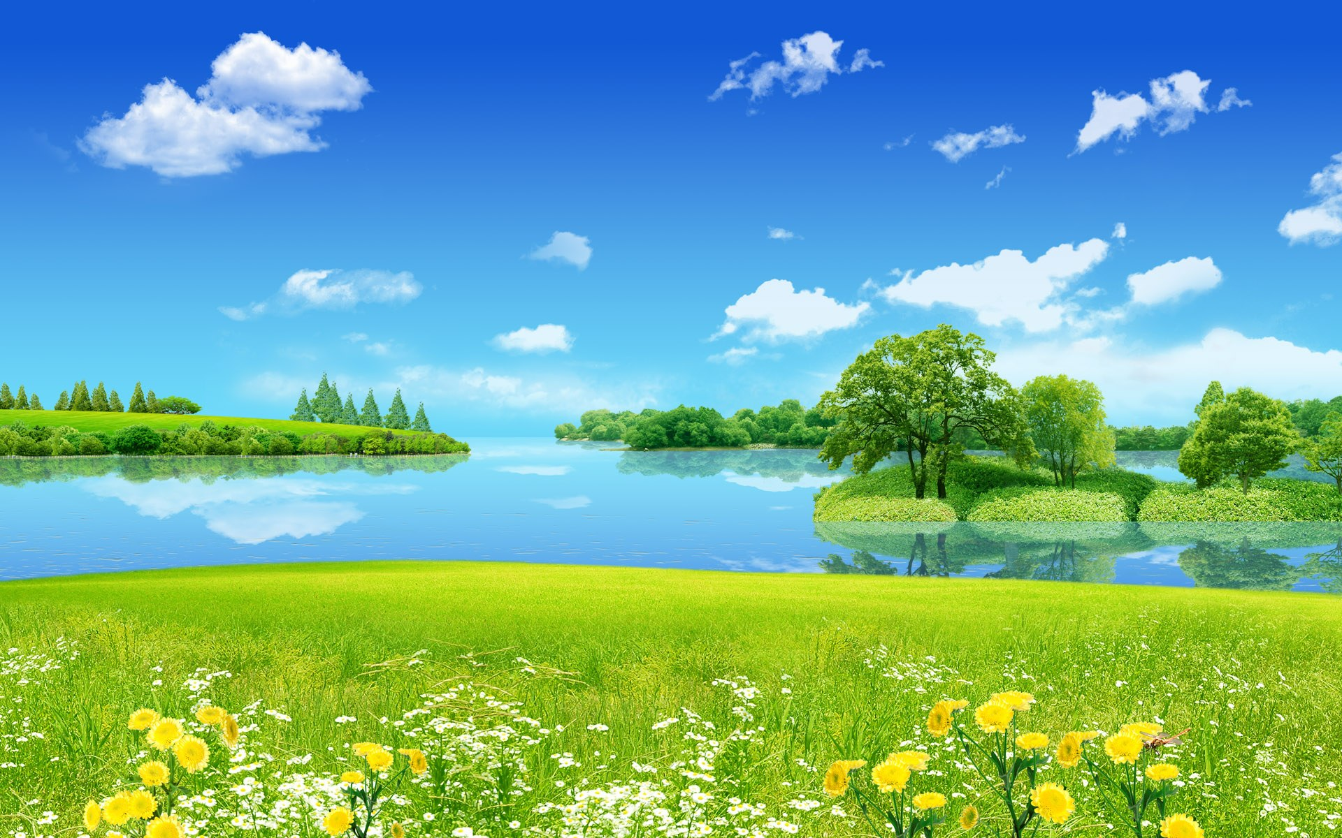 Nature Wallpaper Designs Design Creative Cartoon Dreaml