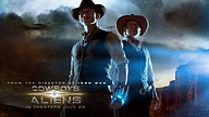 《牛仔大战外星人 Cowboys and Aliens》电影壁纸8张