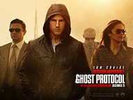 《碟中谍4 Mission: Impossible - Ghost Protocol》电影壁纸6张
