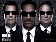 《黑衣人3 Men in Black III》电影壁纸6张