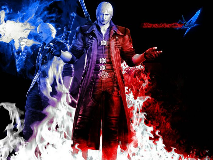 devil maycry 4 wallpaper xbox 360 games5