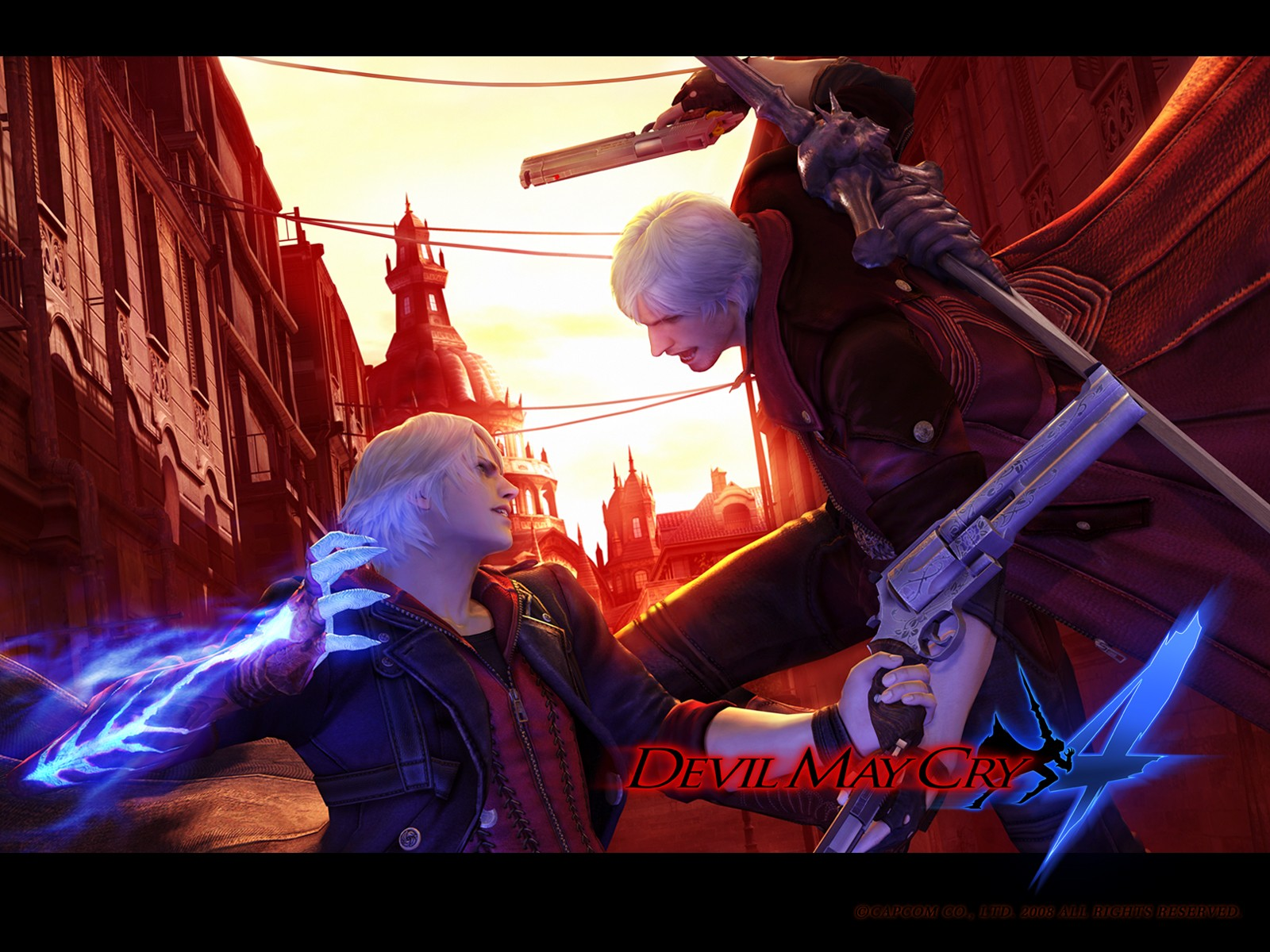 xbox360 game devil may cry 4 official wallpapers1600x...