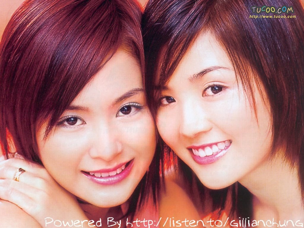 壁纸 twins/港台明星壁纸:Twins Chinese Stars Wallpapers / Twins 12 /...